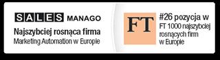 SALESmanago - Financial Times