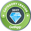 Recognition - GetApp Category Leader